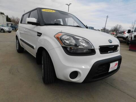 2013 Kia Soul for sale at AP Auto Brokers in Longmont CO