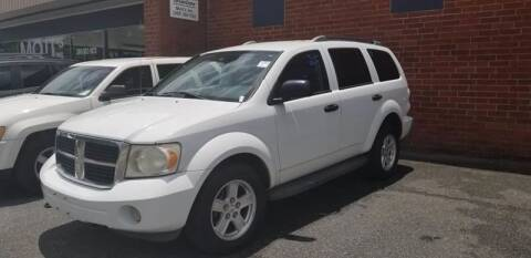 2009 Dodge Durango for sale at Mott's Inc Auto in Live Oak FL