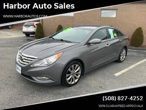 2013 Hyundai Sonata for sale at Harbor Auto Sales in Hyannis MA