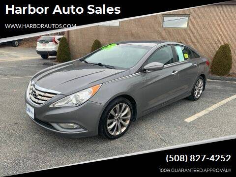 2013 Hyundai Sonata for sale at Harbor Auto Sales in Hyannis MA