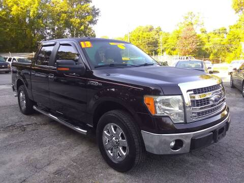 2013 Ford F-150 for sale at Import Plus Auto Sales in Norcross GA