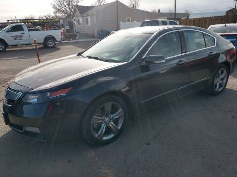 2012 Acura TL for sale at One Stop Automotive in Commerce City CO