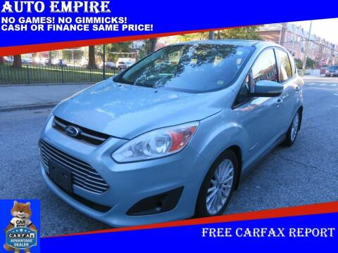 2013 Ford C-MAX Hybrid for sale at Auto Empire in Brooklyn NY