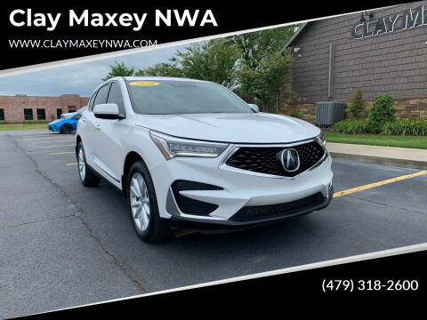2020 Acura RDX for sale at Clay Maxey NWA in Springdale AR