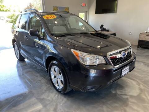 2014 Subaru Forester for sale at Crossroads Car & Truck in Milford OH