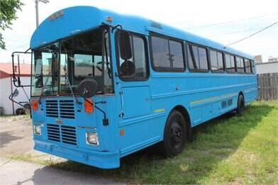 2000 Thomas Built Buses Transit-Liner MVP ER for sale at Galaxy Auto - North in Sioux Falls SD