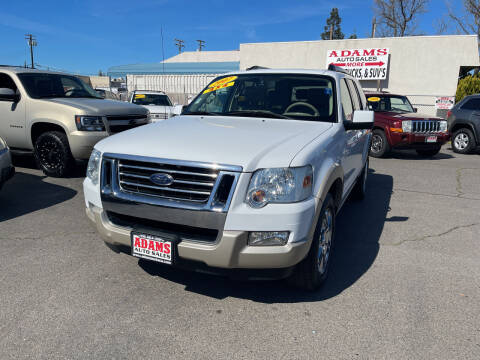 2007 Ford Explorer for sale at Adams Auto Sales in Sacramento CA