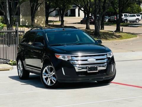 2013 Ford Edge for sale at Texas Drive Auto in Dallas TX