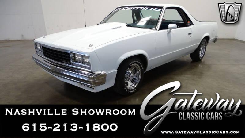 1985 Chevrolet El Camino for sale in La Vergne, TN
