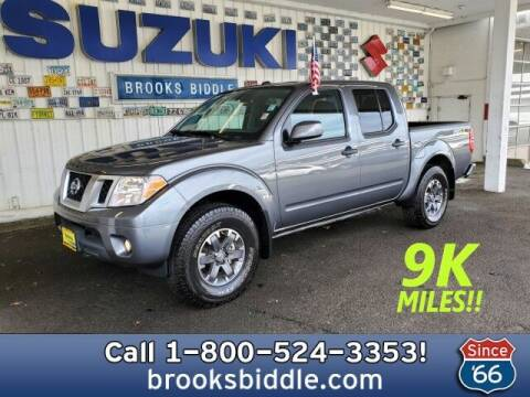 2019 Nissan Frontier for sale at BROOKS BIDDLE AUTOMOTIVE in Bothell WA