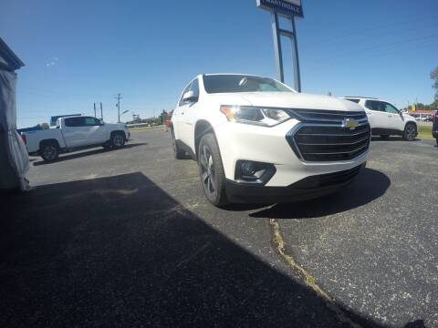 2020 Chevrolet Traverse for sale at MARTINDALE CHEVROLET in New Madrid MO