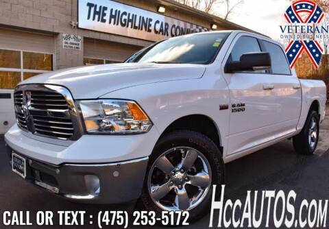 2019 RAM Ram Pickup 1500 Classic for sale at The Highline Car Connection in Waterbury CT