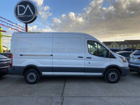 2016 Ford Transit Cargo for sale at Direct Auto in D'Iberville MS