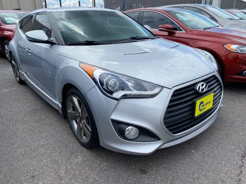 2014 Hyundai Veloster for sale at New Wave Auto Brokers & Sales in Denver CO