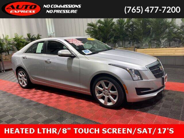 2016 Cadillac ATS for sale at Auto Express in Lafayette IN