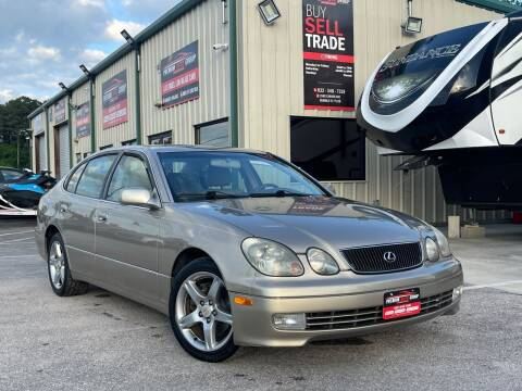 1998 Lexus GS 400 for sale at Premium Auto Group in Humble TX