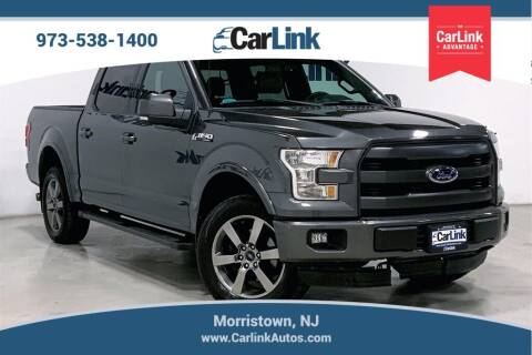 2016 Ford F-150 for sale at CarLink in Morristown NJ