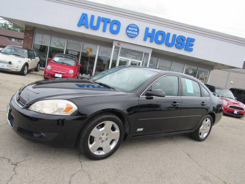 2006 Chevrolet Impala for sale at Auto House Motors in Downers Grove IL