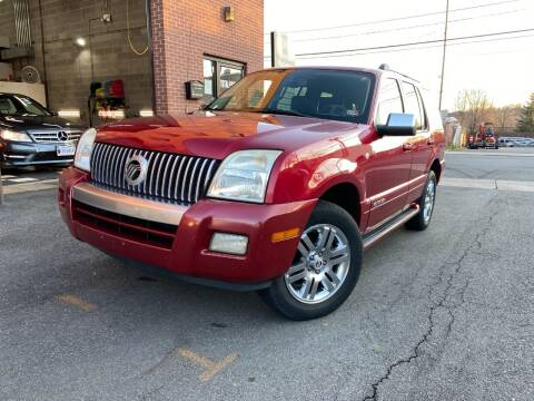 2008 Mercury Mountaineer for sale at Total Package Auto in Alexandria VA