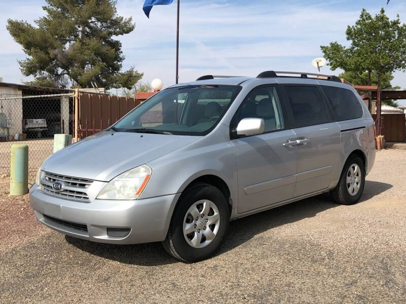 2008 Kia Sedona for sale at All Brands Auto Sales in Tucson AZ