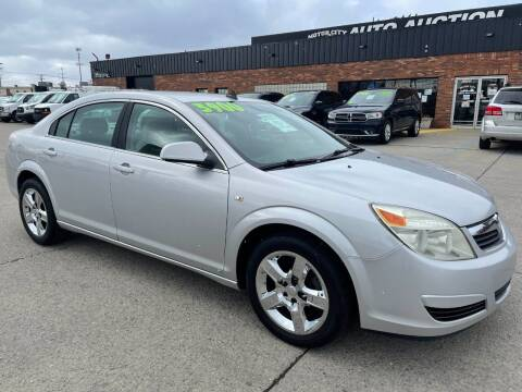 2009 Saturn Aura for sale at Motor City Auto Auction in Fraser MI