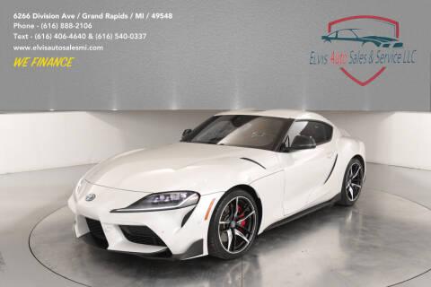 2020 Toyota GR Supra for sale at Elvis Auto Sales LLC in Grand Rapids MI