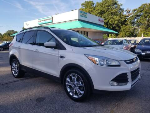 2014 Ford Escape for sale at Action Auto Specialist in Norfolk VA