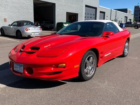 2001 Pontiac Firebird for sale at The Car Buying Center in Saint Louis Park MN