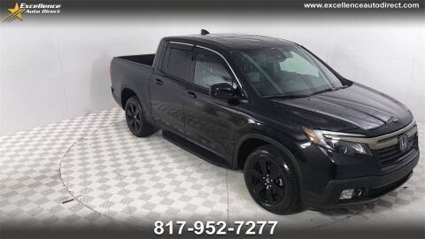 2017 Honda Ridgeline for sale at Excellence Auto Direct in Euless TX