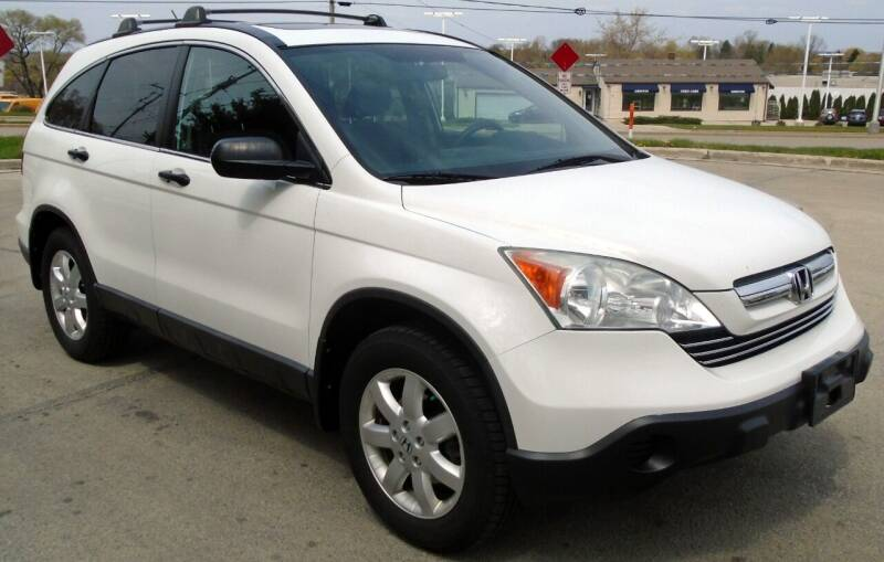2008 Honda CR-V for sale at Waukeshas Best Used Cars in Waukesha WI