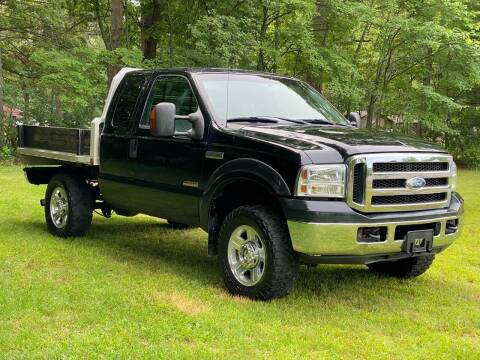 2007 Ford F-250 Super Duty for sale at Choice Motor Car in Plainville CT