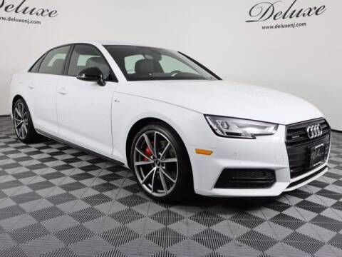 2018 Audi A4 for sale at DeluxeNJ.com in Linden NJ