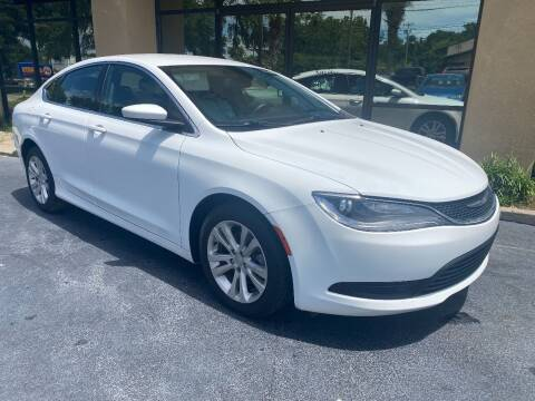 2016 Chrysler 200 for sale at Premier Motorcars Inc in Tallahassee FL