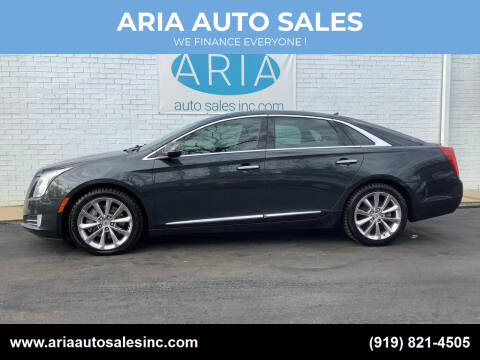 2014 Cadillac XTS for sale at ARIA  AUTO  SALES in Raleigh NC