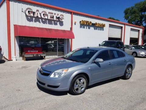 2008 Saturn Aura for sale at Gagel's Auto Sales in Gibsonton FL