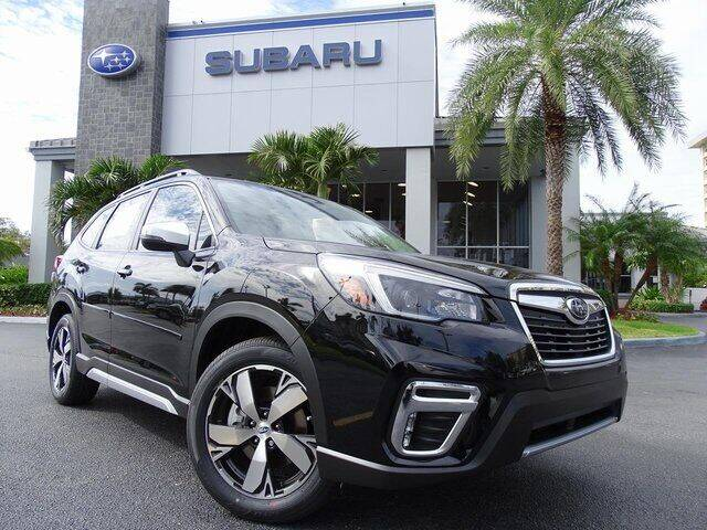 2021 Subaru Forester for sale in Pompano Beach, FL