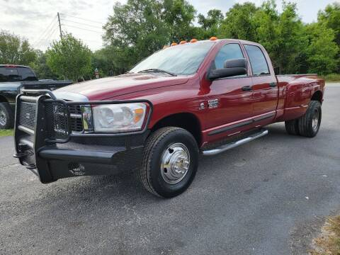 2007 Dodge Ram Pickup 3500 for sale at Gator Truck Center of Ocala in Ocala FL