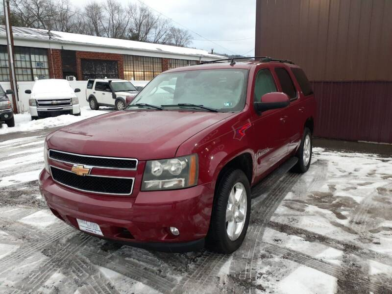 2007 Chevrolet Tahoe for sale at QUICK WAY AUTO SALES in Bradford PA