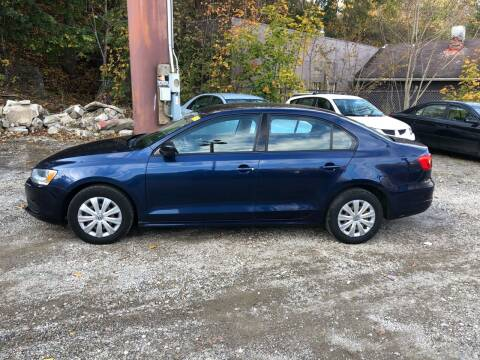 2011 Volkswagen Jetta for sale at Compact Cars of Pittsburgh in Pittsburgh PA