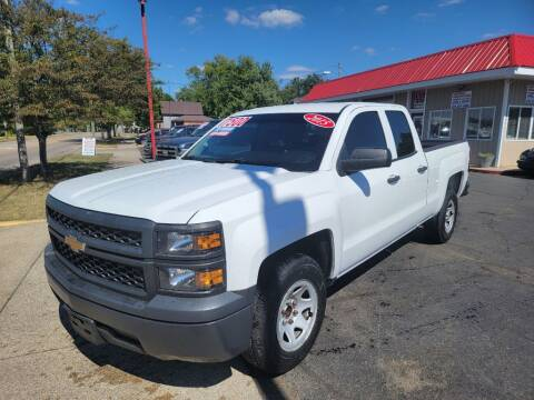2015 Chevrolet Silverado 1500 for sale at THE PATRIOT AUTO GROUP LLC in Elkhart IN