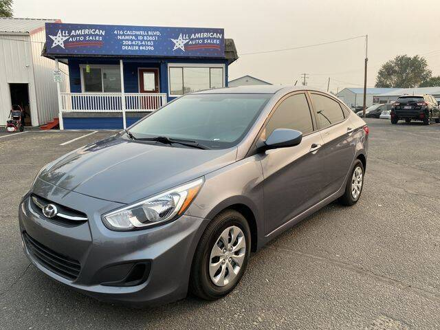 used hyundai accent for sale in idaho carsforsale com carsforsale com
