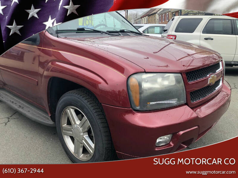 2008 Chevrolet TrailBlazer for sale at Sugg Motorcar Co in Boyertown PA
