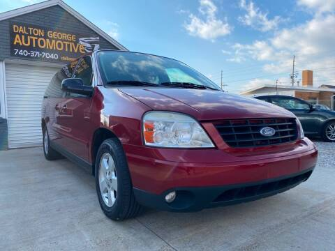2005 Ford Freestar for sale at Dalton George Automotive in Marietta OH