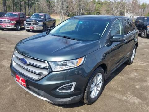 2015 Ford Edge for sale at AutoMile Motors in Saco ME