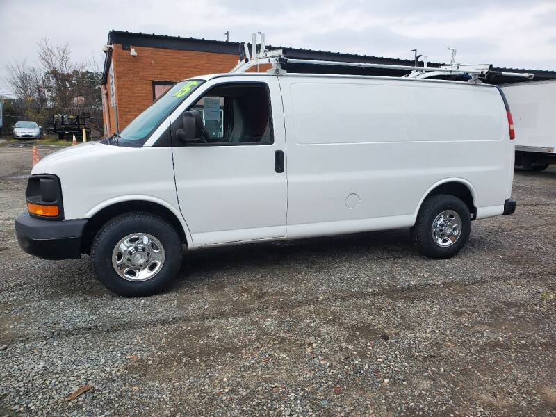 2015 Chevrolet Express Cargo for sale at H & H Enterprise Auto Sales Inc in Charlotte NC