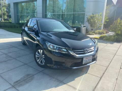 2015 Honda Accord for sale at Top Motors in San Jose CA