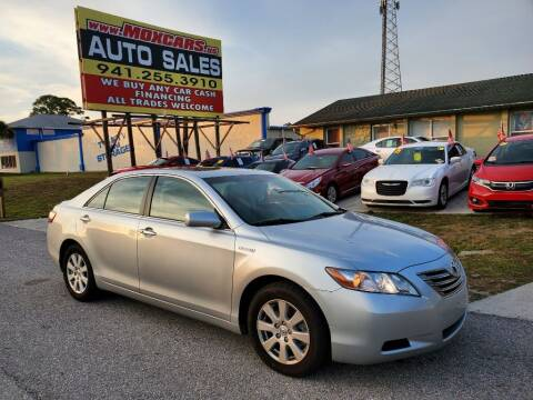 2007 Toyota Camry Hybrid for sale at Mox Motors in Port Charlotte FL