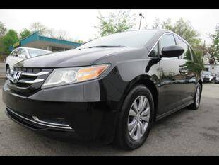 2015 Honda Odyssey for sale at Rockland Automall - Rockland Motors in West Nyack NY