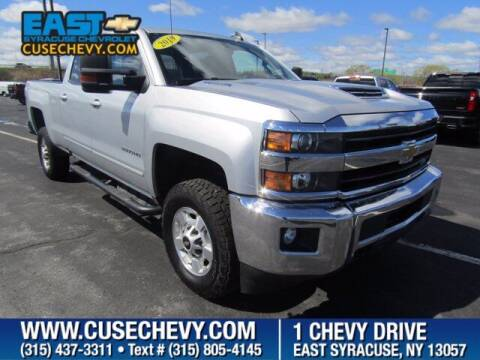 2019 Chevrolet Silverado 2500HD for sale at East Syracuse Performance Sales & Service in Syracuse NY