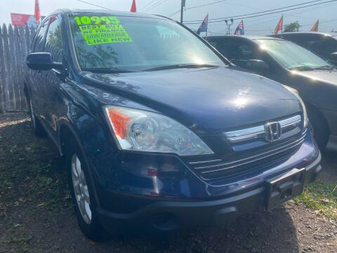 2009 Honda CR-V for sale at GRAND USED CARS  INC in Little Ferry NJ